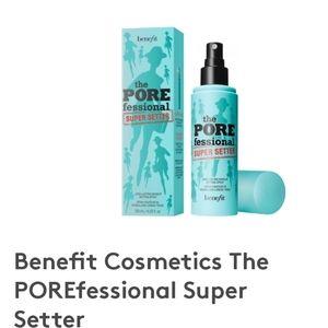 NEW Benifit Cosmetics ' The POREfessianol '